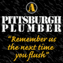 A Pittsburgh Plumber Logo and Tagline
