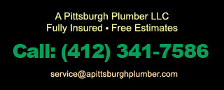 Call A Pittsburgh Plumber